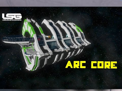 Space Engineers - Arc Core Trading Station V2