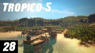 Tropico 5 #28 - Elende Militaristen [Kampagne][deutsch] - Let´s Play Tropico 5