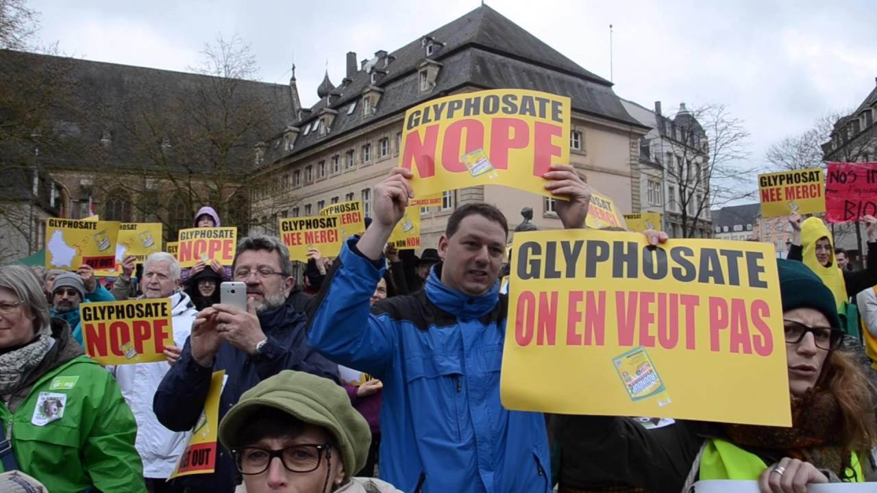 Glyphosat Petition