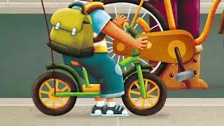 Een fiets voor Bas