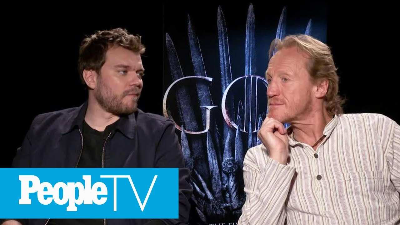 Game Of Thrones Cast Reveals How They Will Watch The Final Season | PeopleTV | Entertainment Weekly