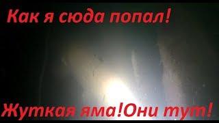 Жуткий Омут Здесь живут большие СОМы Подводное видео