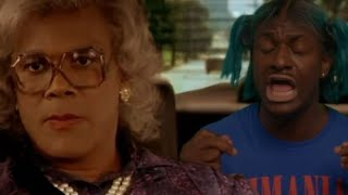 Road trip with uncle & Madea | BlameItOnKway | Tyler Perry
