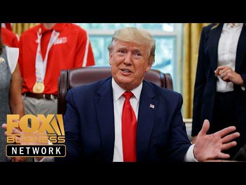 Trump disavows 'send