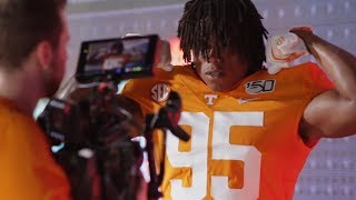Tennessee Football  VOLDAY19