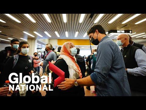 Global National: Sept. 21, 2021   Canada's political landscape changes little after 44th election