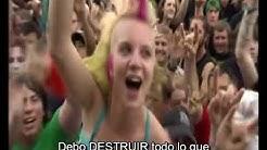 Hatebreed - Destroy Everything (subtitulado en vivo)