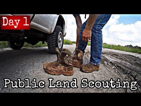2019 Oklahoma Public Land Scouting Day 1