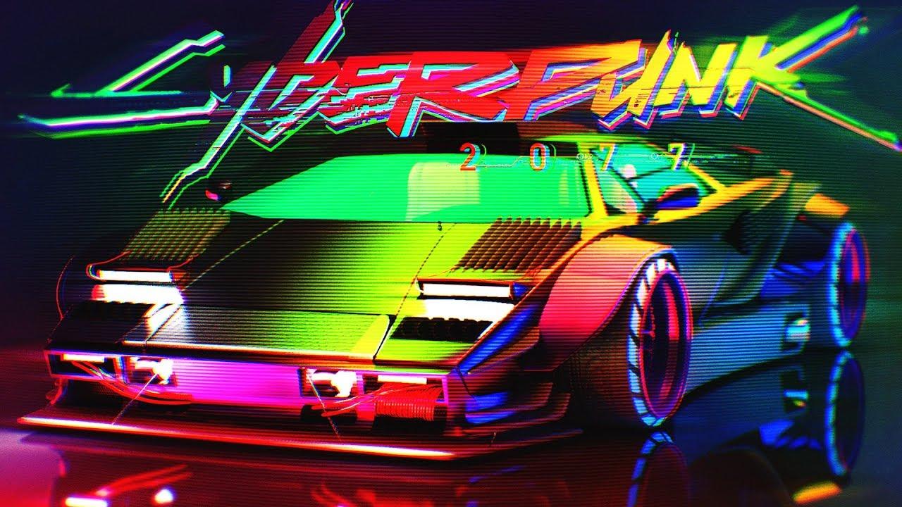 Cyberpunk 2077 Lamborghini Countach Timelapse 3d Modeling Youtube