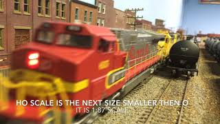 The Model Train Guide To The Difference Between Scale And Gauge And Sizes