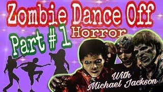 Zombie Horror Dance Off PART #1 (Michael Jackson) Eminem - Music Box
