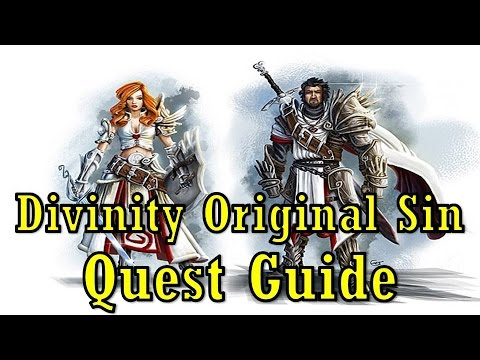 divinity original sin burning ship quest guide - Quest Bergroer Sessel