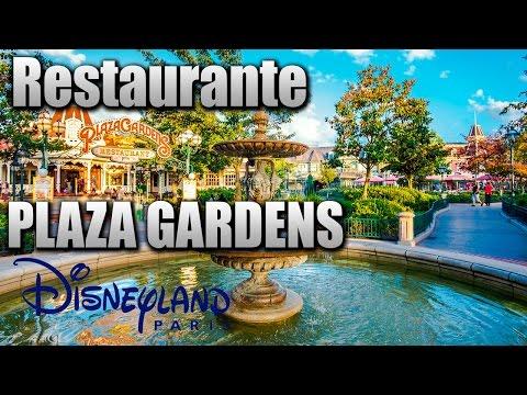 Restaurantes en Disneyland Paris   Plaza Gardens Disneyland Paris Restaurant