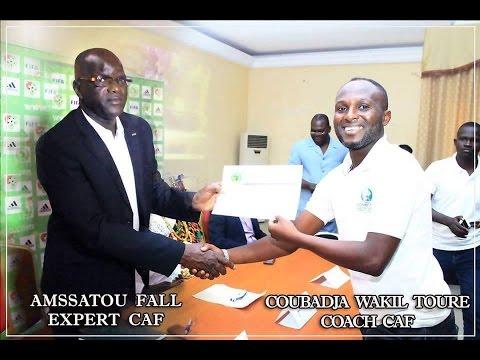 D  Africa Foot Academy - Togo POINT DE PRESSE