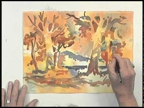 Tony van Hasselt: Creative Realism in Watercolor