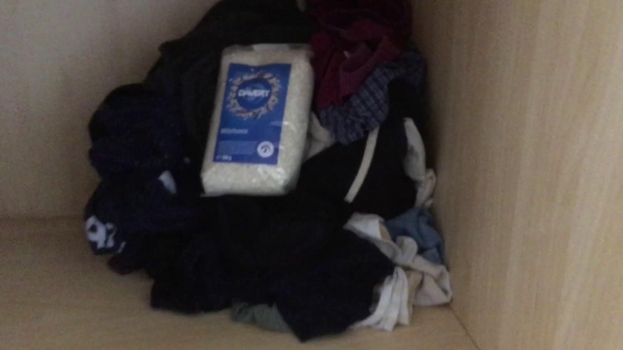 Wäsche trocknen OHNE aufhängen?!?! – Lifehack - YouTube