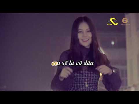 Karaoke Remix Em Sẽ Là Cô Dâu | Minh Vương M4U