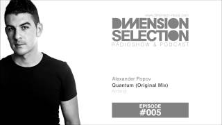 Dimension Selection - Episode 005 (29.03.2014)