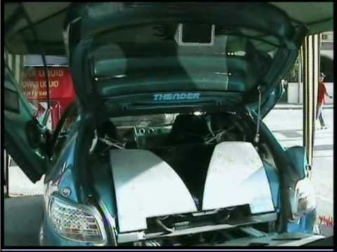 Tuning on the Beach - Raduno FITS Emilia Romagna 5 giugno 2010.mp4