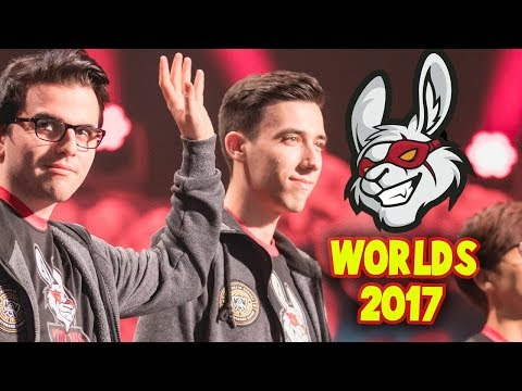 Everything MISFITS GAMING did at WORLDS 2017 | IgNar Hans Sama MSF HIGHLIGHTS #LeagueOfLegends