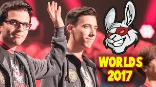 Everything MISFITS GAMING did at WORLDS 2017   IgNar Hans Sama MSF HIGHLIGHTS #LeagueOfLegends