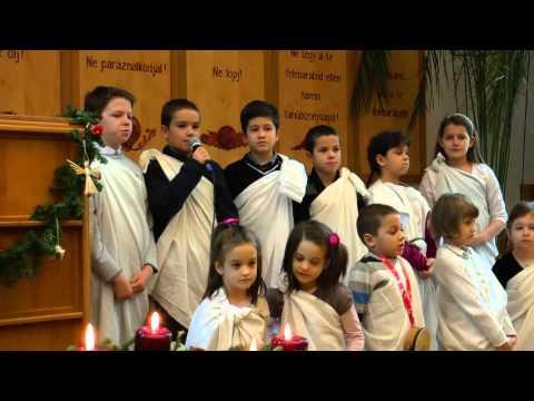 Nagyerdei Gyülekezet, karácsonyi gyermekműsor 2015