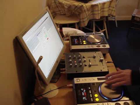 DJ. HANSI - Live @ Belfast 1/9