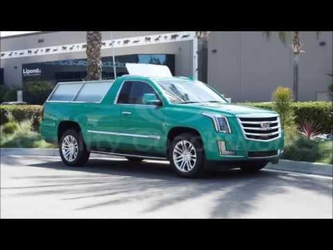 2016 Escalade Esv Pickup Truck Limousine Limo