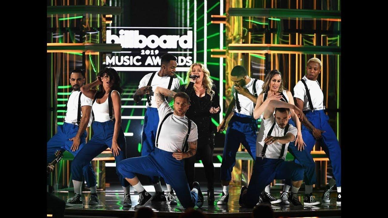 Kelly Clarkson - Medley Hits at Billboard Music Awards 2019