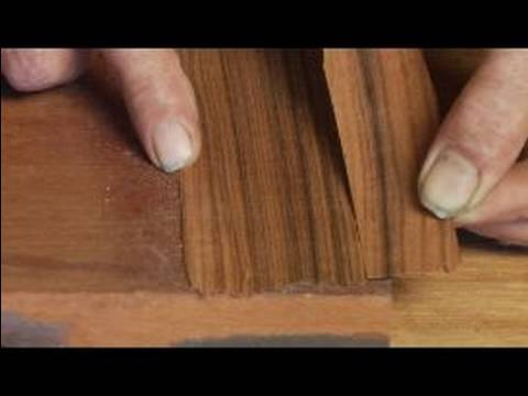 How To Repair Wood Veneer Furniture How To Match Wood