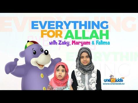 Everything Everything Nasheed with Zaky, Maryam & Fatima