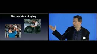 The Edge of Medicine and Ageing - David Sinclair