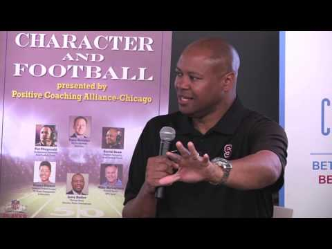 Character and Football presented by Positive Coaching Alliance - Chicago