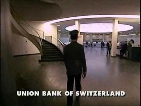 Hitler Visits Swiss Banks