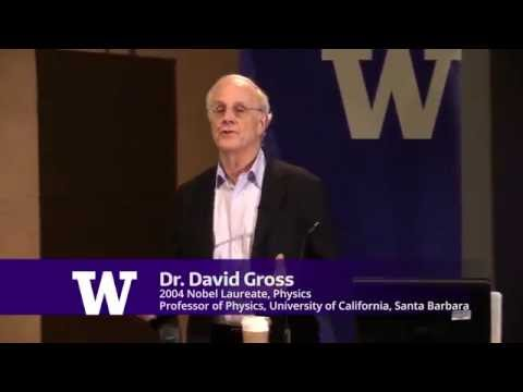 Frontiers of Physics Lecture Series: Dr. David Gross, Spring