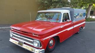 All Original 1965 Chevy C10 pickup for sale. $13,000