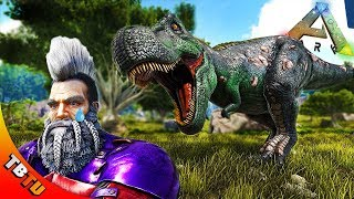 🚩 MAX LEVEL REX TAMING! PREPPING FOR BOSS FIGHTS! Ark: Survival Evolved E41 [Live Stream]