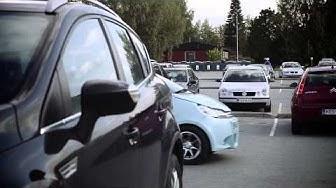 Käänteisen parkkimaksun päivät Ilmajoella 22.9 - 27.9.2014