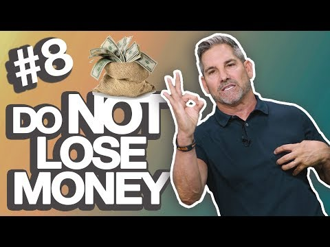 How to Become a Millionaire Tip #8 - Never Lose Money