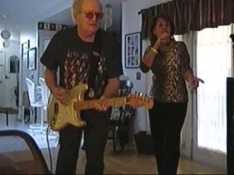 Grandma Singing - Break My Stride - Grandpa on Guitar