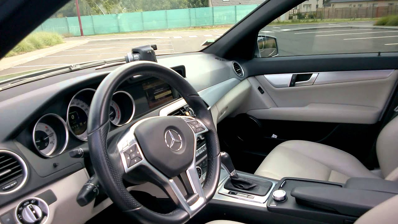 mercedes c350 cdi amg 265ch phase 2 w204 vendu sold youtube. Black Bedroom Furniture Sets. Home Design Ideas