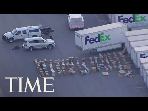 Second Bomb Found At Texas FedEx Facility: Here's The Latest On The Austin Package Bombings | TIME