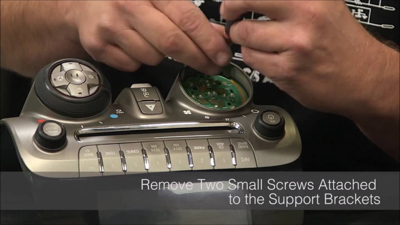 small resolution of pac audio 5th gen camaro dash kit installation