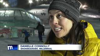 Millennials are skiing less, ski areas are taking note