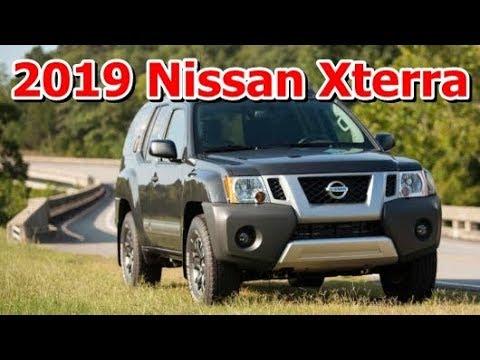 2019 Nissan Xterra Redesign Interior And Exterior