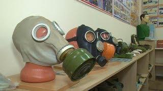 Учебный класс курсов гражданской обороны открылся в Щелково