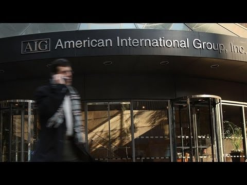Banks Now Want Assets Tied to AIG Bailout