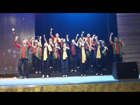 Happy Choir NDC BW2 - Made For Worship (Planetshakers)