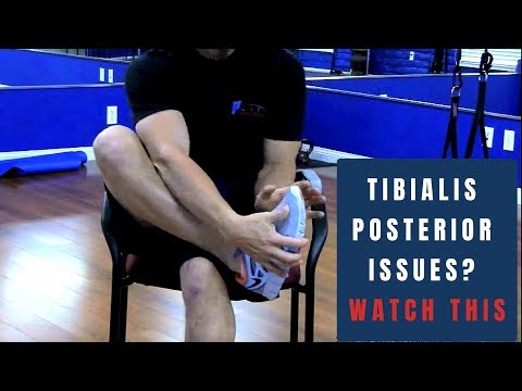 How to treat Tibialis Posterior Tendon Dysfunction - Orange County CA