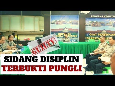 Kompilasi Berita Pungli Tilang TMP Palembang